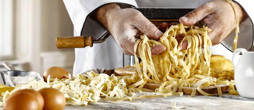 ricetta pasta fatta in casa