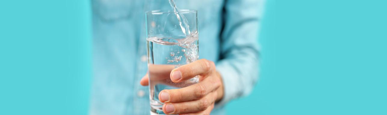acqua dai depuratori acqua a uso domestico