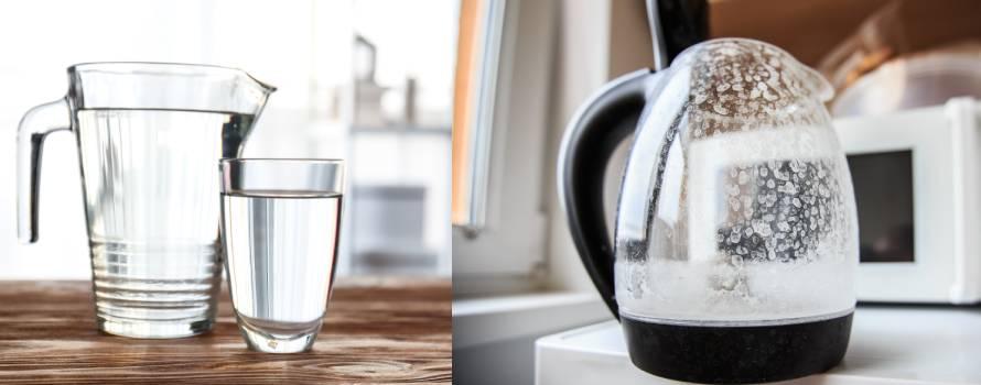 acqua dolce e acqua dura la differenza