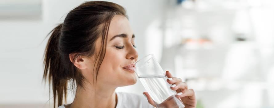il cloro nell'acqua del rubinetto