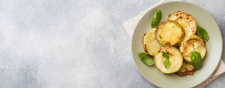 zucchine con pastella leggera