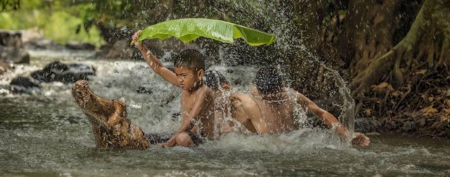 l'importanza dell'acqua in tutti i paesi del mondo