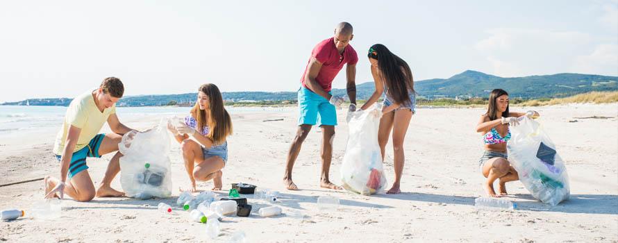 mare Ionio come combattere l'inquinamento