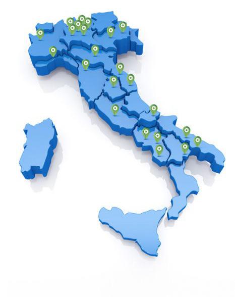 Assistenza in italia per i depuratori a osmosi inversa