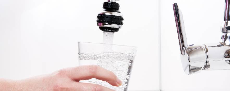 acqua frizzante dal rubinetto di casa