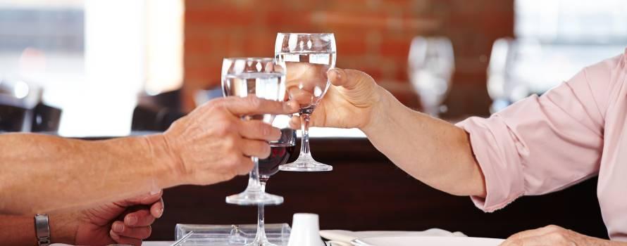 bere acqua depurata fuori casa