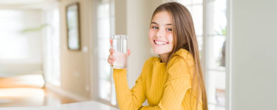bere acqua dal depuratore domestico