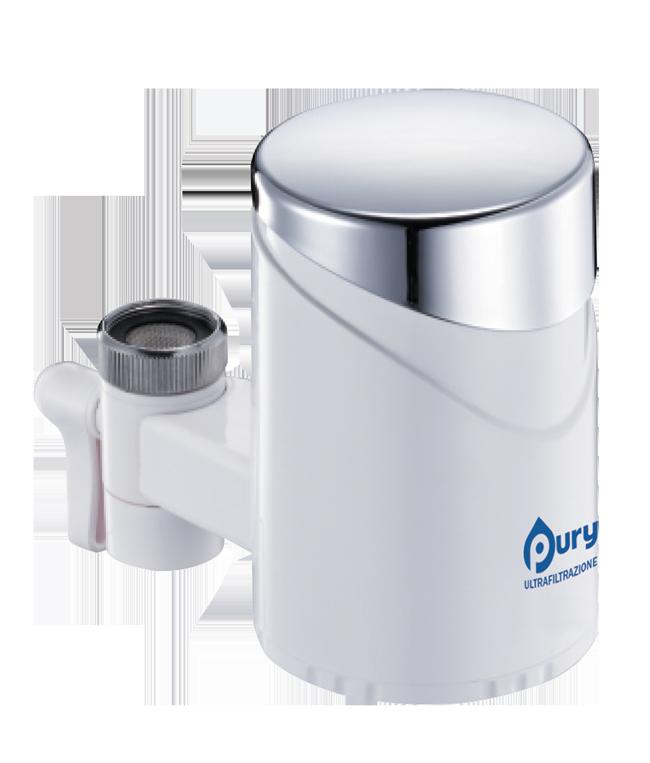 pury , purificatore acqua per rubinetto