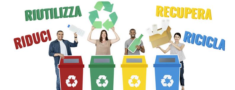 ridurre-riutilizzare-riciclare-recuperare