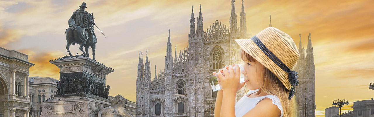 depuratore acqua a Milano