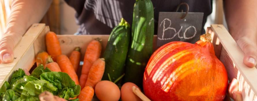 prodotti bio alla Fiera Bio Benessere