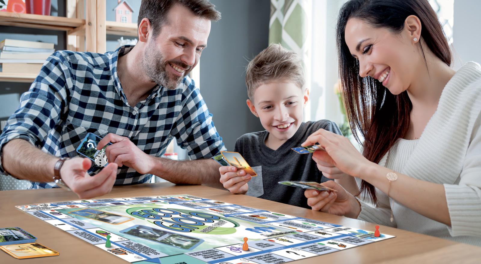 Gioco Ecogioco per famiglie